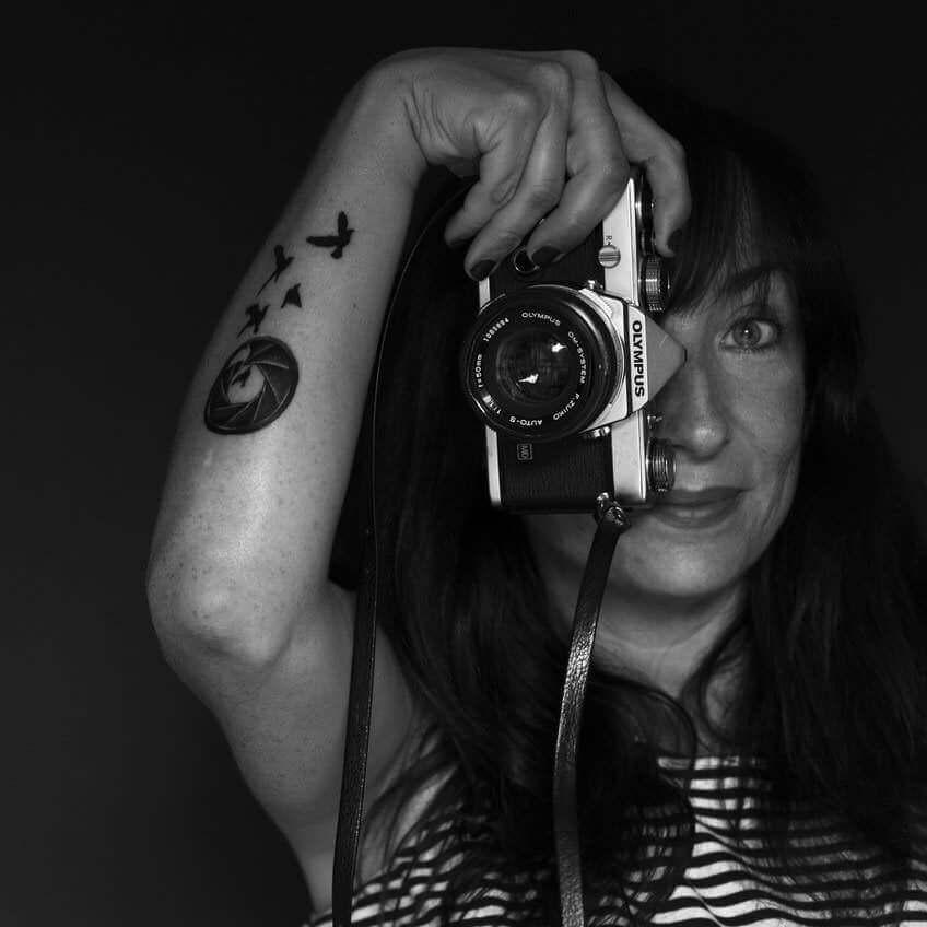 Anita: fotógrafa en Madrid